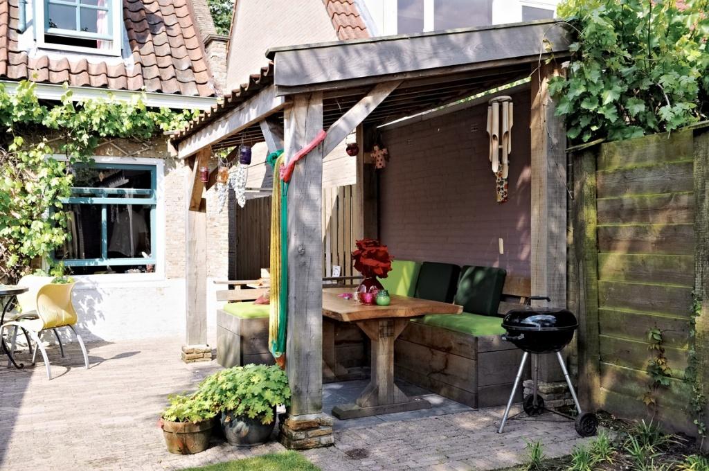Kindvriendelijke tuin zevenbergen for Huis in tuin voor ouders