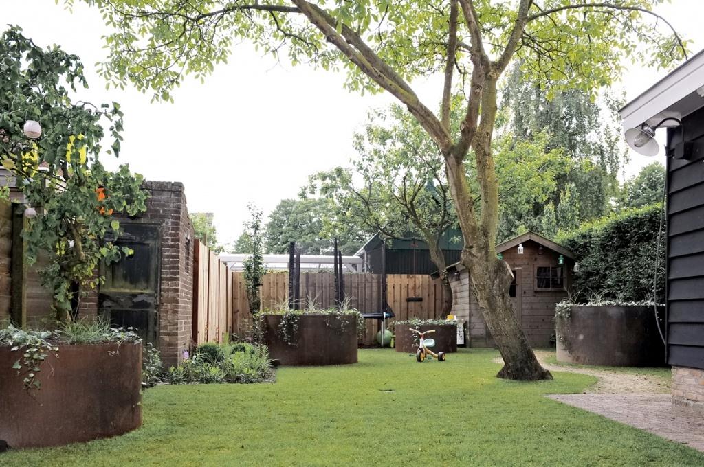 Kindvriendelijke tuin zevenbergen for Tuin inrichten voorbeelden
