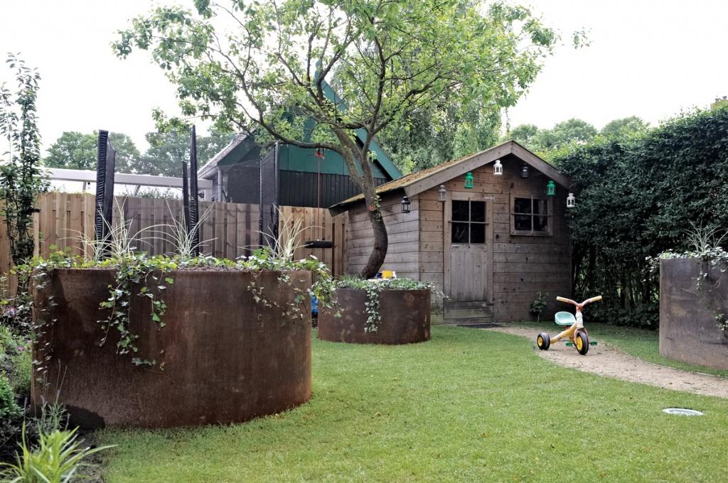 Kindvriendelijke tuin zevenbergen for Kindvriendelijke tuin ontwerpen